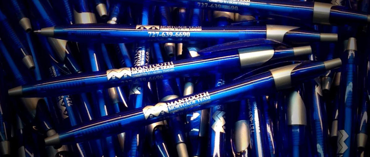 Echo Blueprint pens